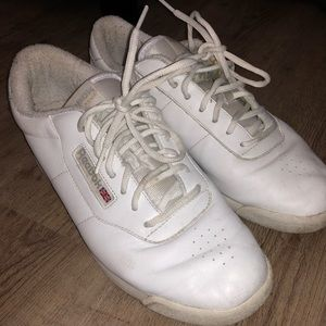 Reebok Classic white sneaker
